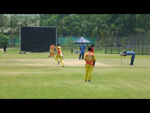 Thailand v Bhutan (ICC World Cricket League Qualifier 2017)