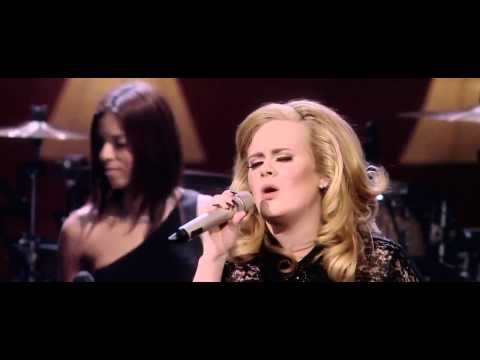 Adele  If it Hadnt Been for Love Royal Albert Hall Extended