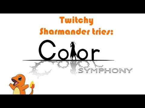 More like a 3 part harmony - Color Symphony