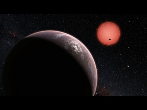 NASA's Spitzer Reveals TRAPPIST-1 - All 7 NEW Planets | 3 in Habitable Zone