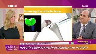 """Op. Dr. Murat Kezer, Fox TV ekranlarında yayınlanan """"Çağla ile Yeni Bir Gün"""" programına konuk oldu"""