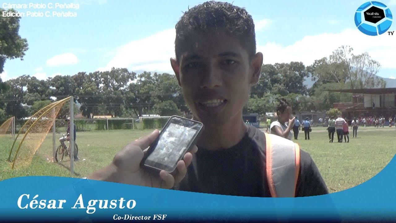 César Agusto: Con La Copa FSF Promueve La Paz Mundial
