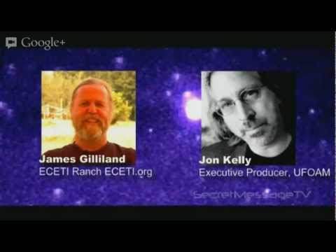 James Gilliland on UFOAM: Today's Top UFO News