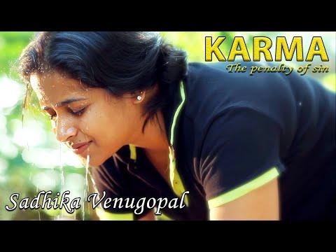 KARMA   New Hindi Short Film 2020   Crime Stories   Sadhika Venugopal   Hindi Short Movie 2020