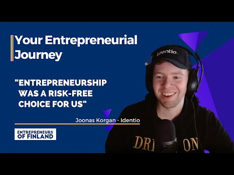 Entrepreneurs of Finland - cover
