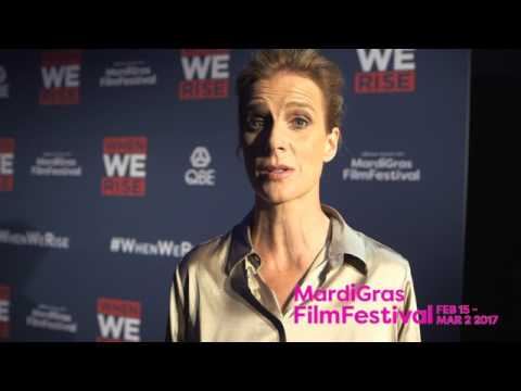 MGFF17 Q&A with Rachel Griffiths
