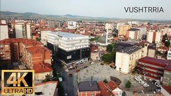 Vushtrria Drone - Kosovo - Dji Mavic Pro 4K UHD Cinematic Video