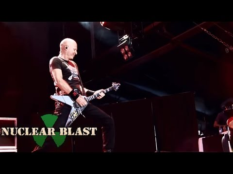 ACCEPT - Stampede - Restless And Live (OFFICIAL LIVE CLIP)