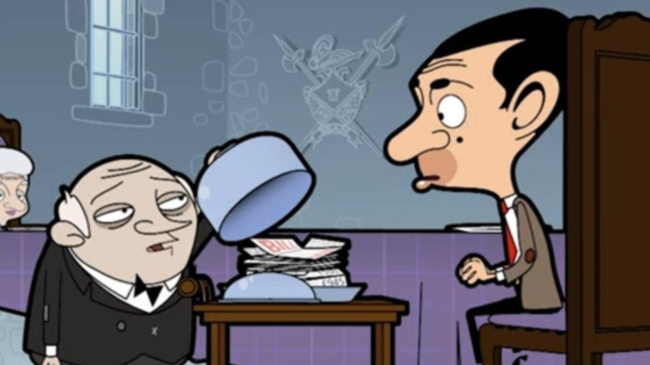 Lord Bean  Mr Bean  Cartoons for Kids  WildBrain Bananas