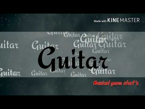 Guitar KGF SHORT FILM