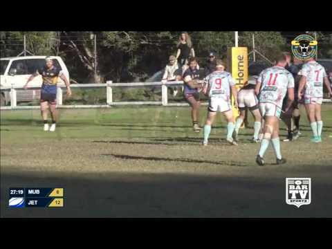 2017 Group 7 RL Round 12 1st Grade Highlights – Milton-Ulladulla Bulldogs Vs Nowra-Bomaderry Jets