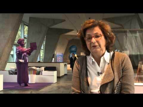 Interview de Francoise Caillods