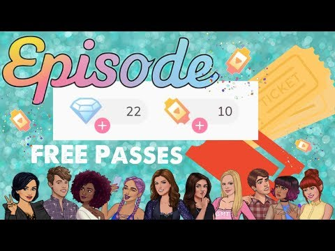 How To Trick Episode Into Getting FREE Passes
