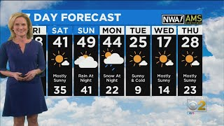 CBS 2 Weather Watch (5PM 12-5-19)