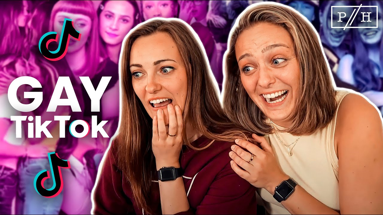 Download LESBIANS REACT TO GAY TIKTOK