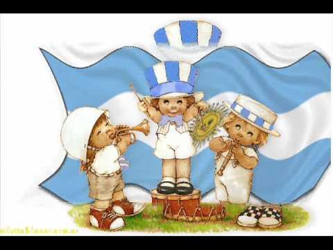 Bandera tuya y mia canciones infantiles youtube for Cancion para saludar al jardin de infantes