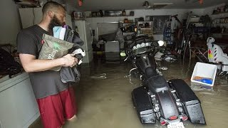 Houston Flooding April 20th 2016