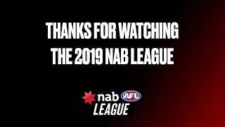NAB LEAGUE 2019: Round 17 - Sandringham v Oakleigh (Full Game)