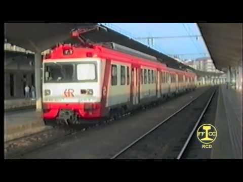 Unidad eléctrica S435 UT Suizas UNE de Regionales 01ª