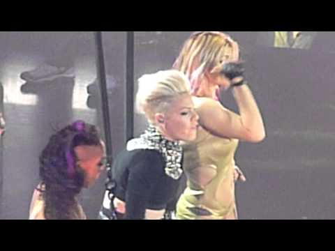 Pink - Raise Your Glass (Live - Manchester Arena, UK, 15th April 2013) P!nk