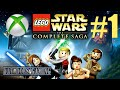 LEGO Star Wars: The Complete Saga - Part 1 (Xbox One)