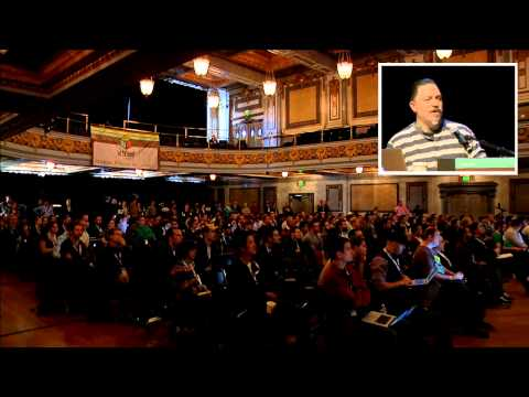 """Joshua Davis, """"Beyond Play: the Art of Creative Coding"""" at W3Conf 2013 (Strong Language)"""