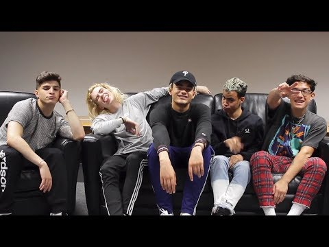 The Permanent Rain Press Interview with PRETTYMUCH