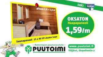Puutoimi tv-spotti 10 / 2014