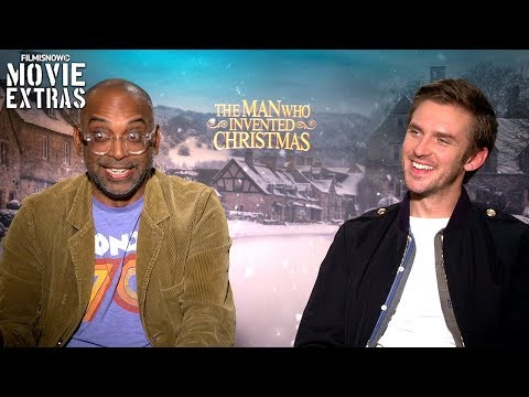 The Man Who Invented Christmas (2017) Dan Stevens & Bharat Nalluri talk about the movie Mp3