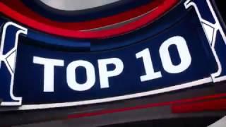 Top 10 NBA Plays Of The Night   April 8, 2017