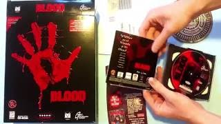 Unboxing my Blood collection - DOS Nostalgia