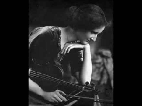 Kathleen Parlow - Drigo Serenade