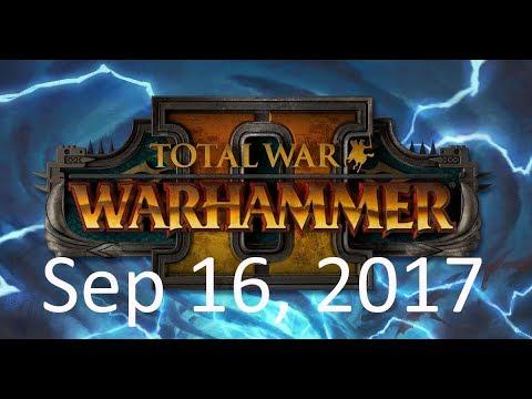 Total War: Warhammer 2: Skaven campaign stream.