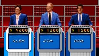 Jeopardy! Deluxe Edition (SNES) Playthrough - NintendoComplete