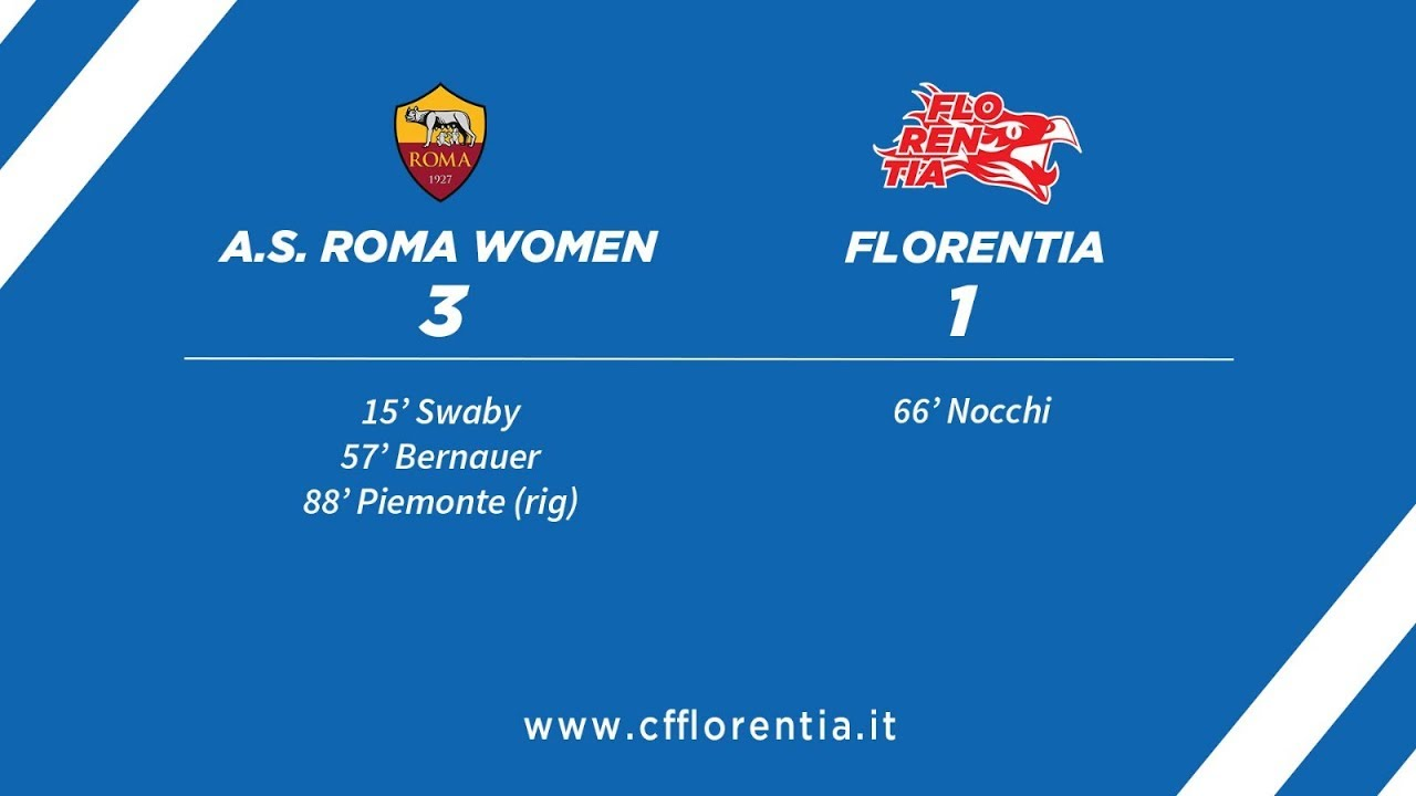 As Roma vs Florentia