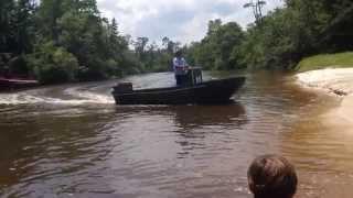 Ugli Boat Ride