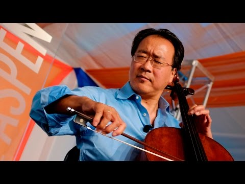 Full Video: Art for Life's Sake: In Conversation with Yo-Yo Ma