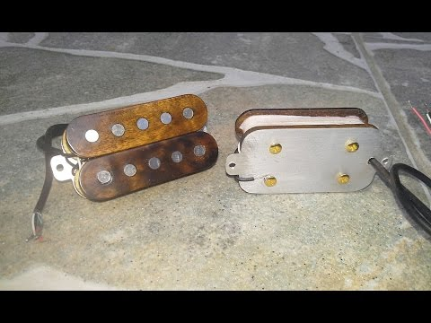 Captadores p/ Guitarra Baiana