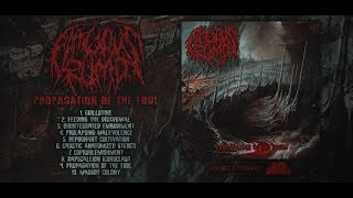 FATUOUS RUMP - PROPAGATION OF THE FOUL [OFFICIAL ALBUM STREAM] (2017) SW EXCLUSIVE