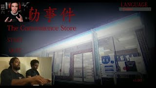 """The Convenience Store (Japanese Horror Game) """"Part 1"""" 