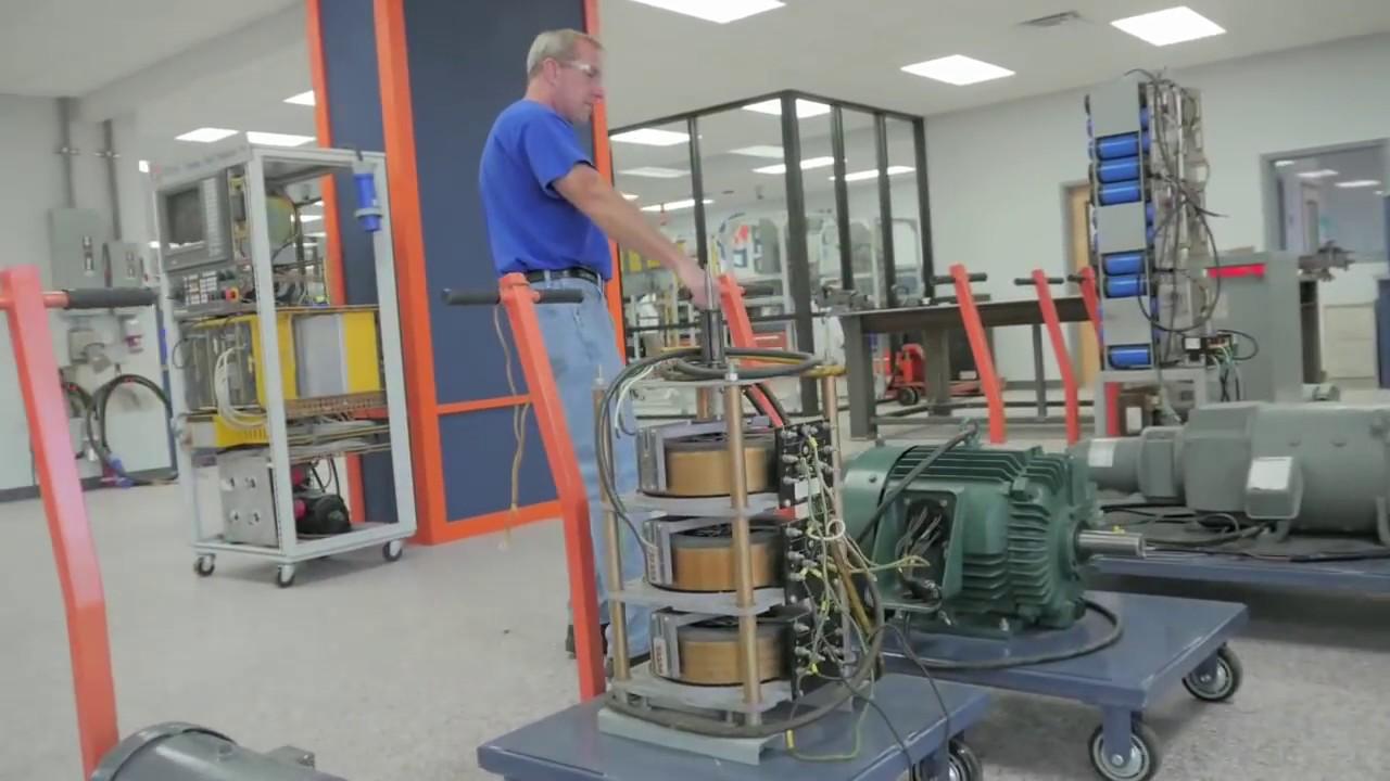 Industrial Electronic, Motor, Servo Motor, Hydraulic & Pneumatic Component  Level Repair