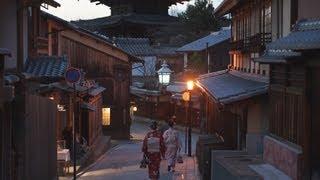 京都夜散歩 Kyoto night walk 清水寺~ねねの道 (SEL50F18+SONY NEX-VG20)