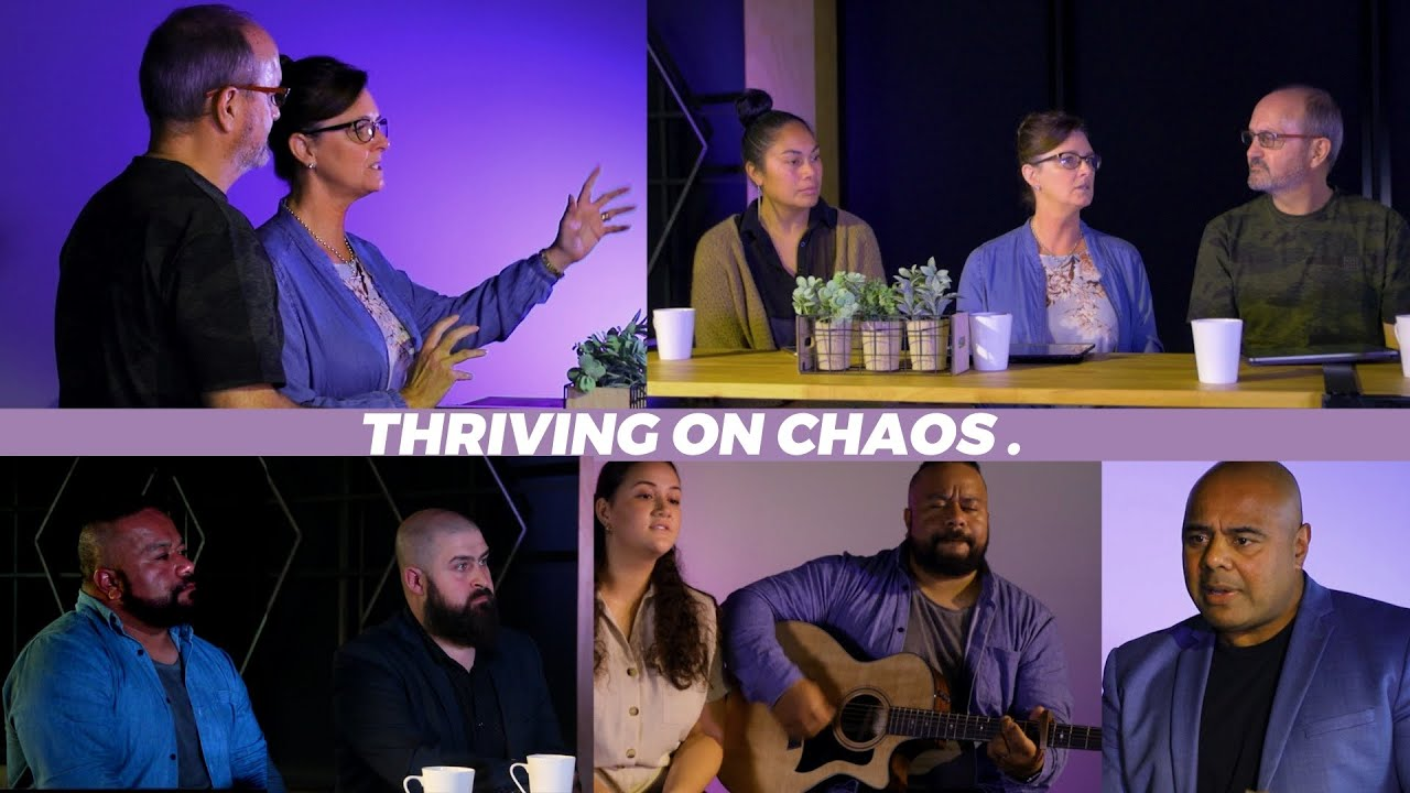 Thriving on Chaos – Panel Discussion