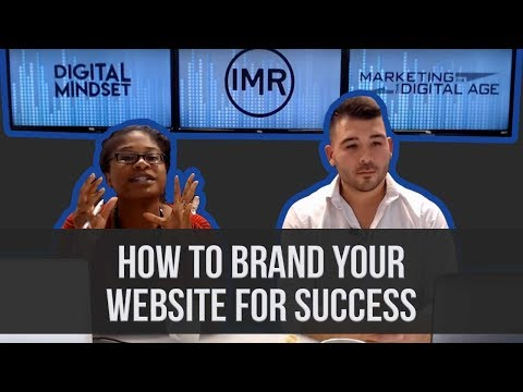 How To Brand Your Website For Success