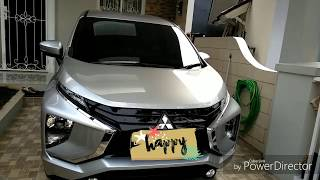Mitsubishi Xpander type Exceed Manual Transmission (MT) user review