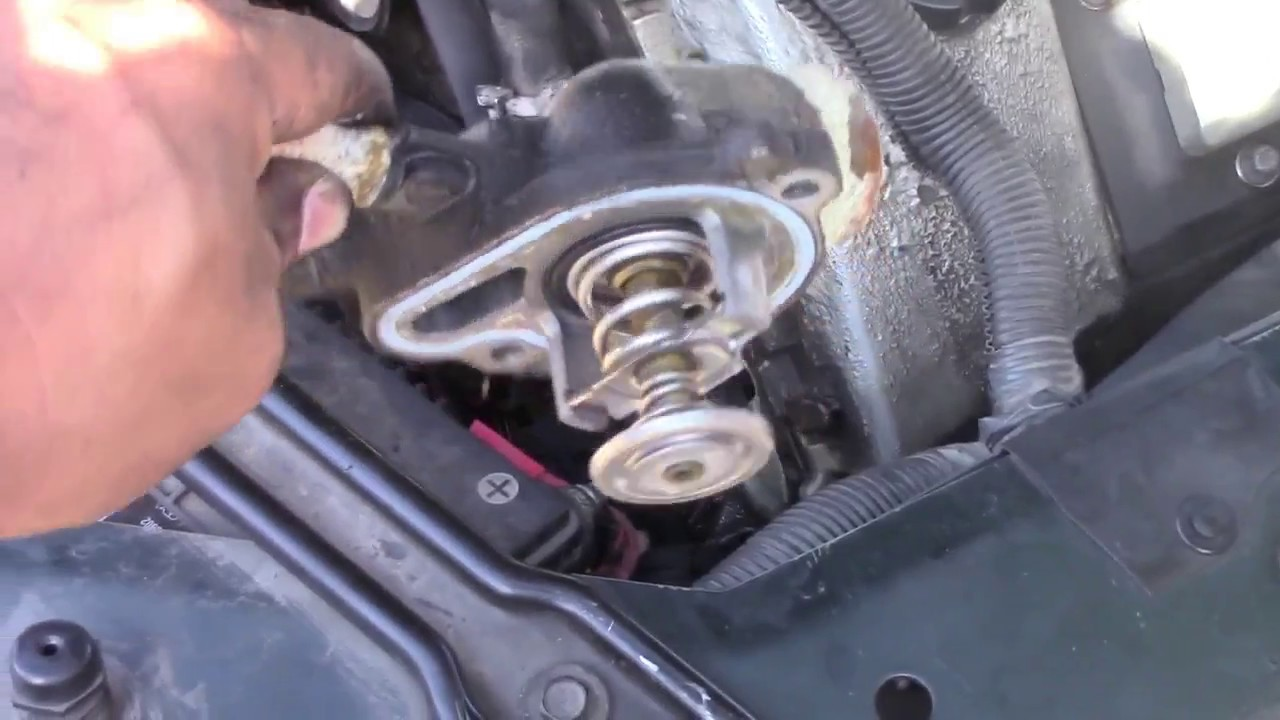 2000 oldsmobile intrigue overheating problem solved | se calienta - youtube