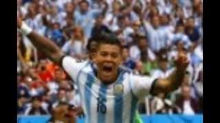 Hasil Argentina Vs Belgia