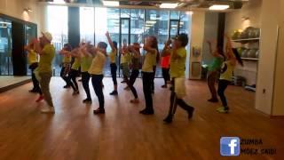 Psy - Daddy | Zumba Fitness choreography by Moez Saidi
