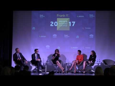 Frank RG Private Banking Award 2017. Панельная дискуссия