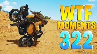 PUBG Daily Funny WTF Moments Highlights Ep 322